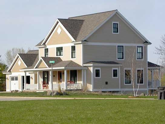 Morse Residence, Lake Mills, WI