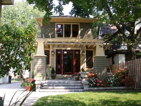 Hansen Residence, Appleton, WI